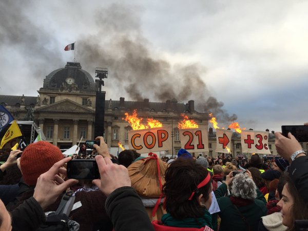 Thumbnail for COP21 Agreed to A Climate Changed World