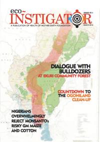 Cover of Eco-Instigator 11