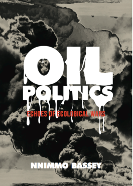 Oil Politics cover