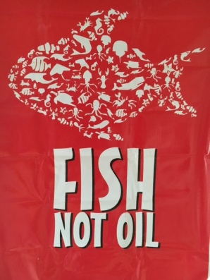 Fish not oil