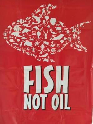 Fish not oil