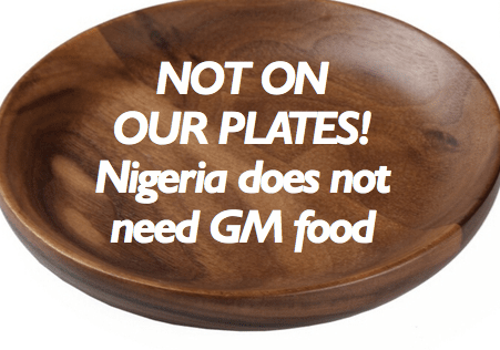 Not on our Plates!