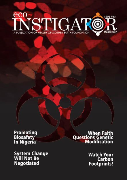ECO INSTIGATOR 15 cover