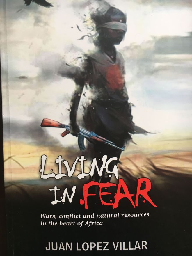 Living with Fear cover