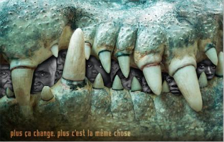 Posters by Chaz Maviyane-Davies